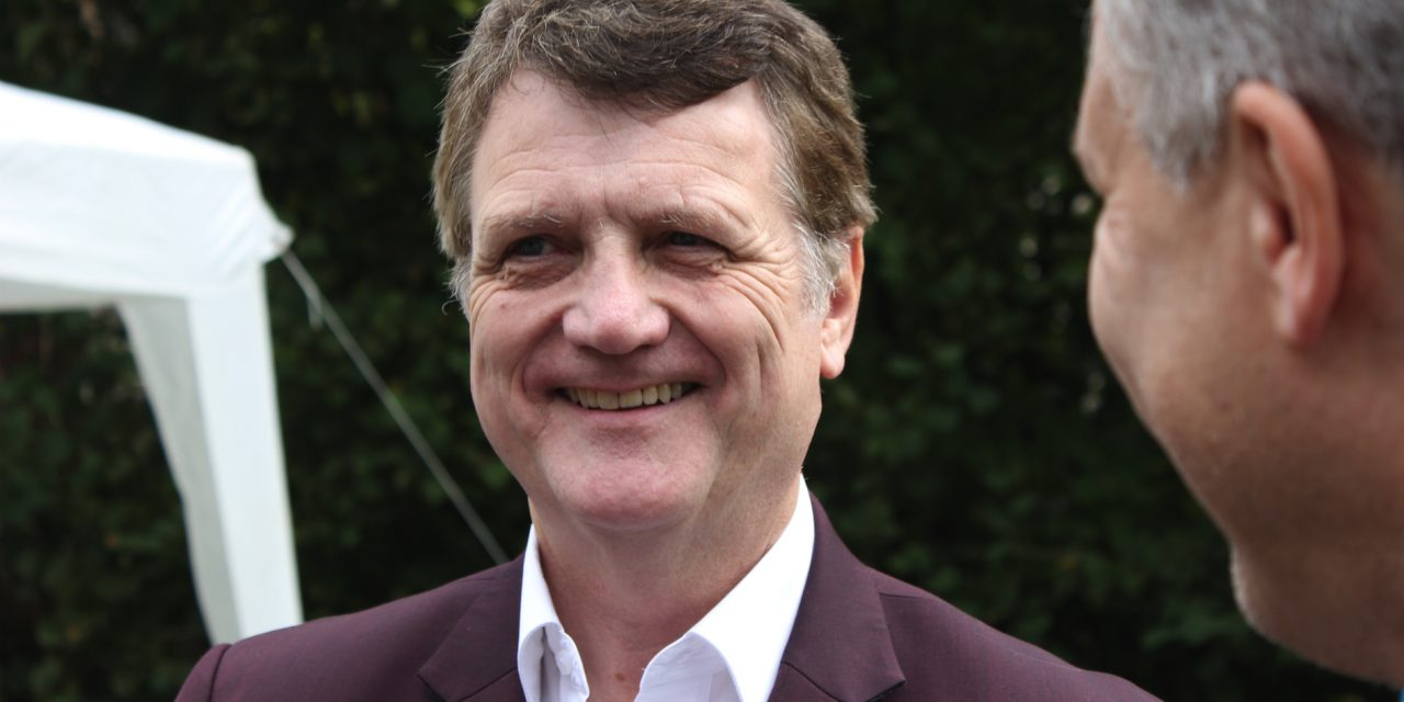 UKIP Leader, Gerard Batten, Goes to North Dorset