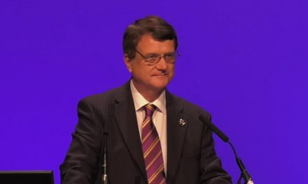 Gerard Batten Speech at the UKIP Conference 2018