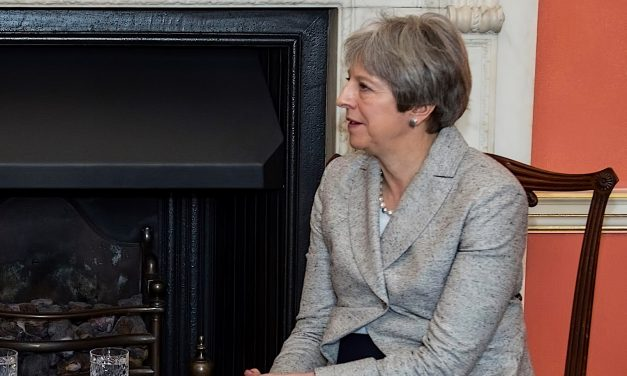 Chequers Brexit deal staggers on