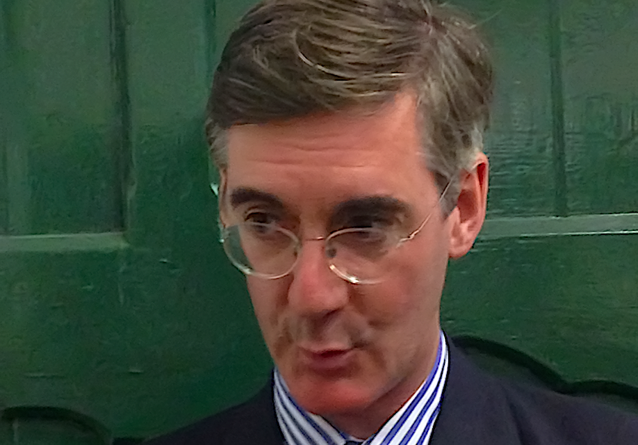 'Punishment Brexit' on the way says Jacob Rees-Mogg!