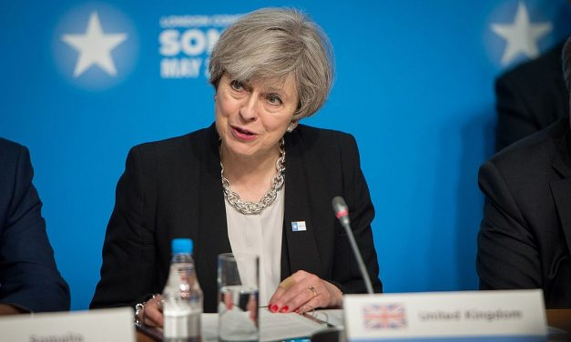 Theresa May is not delivering Brexit!
