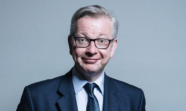 Gove Stays on to Help the PM Peddle Her Brexit Deal!