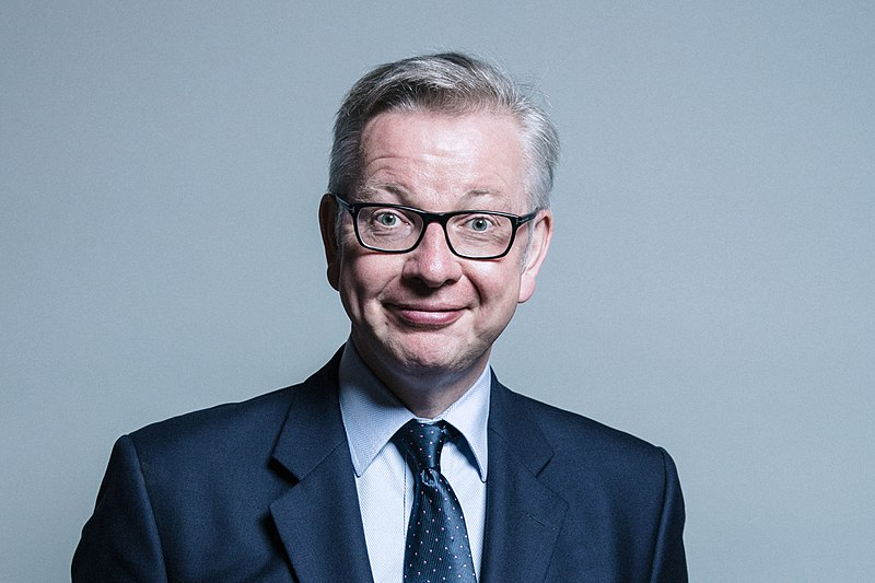 Michael Gove by Chris McAndrew (CC-BY-3.0)