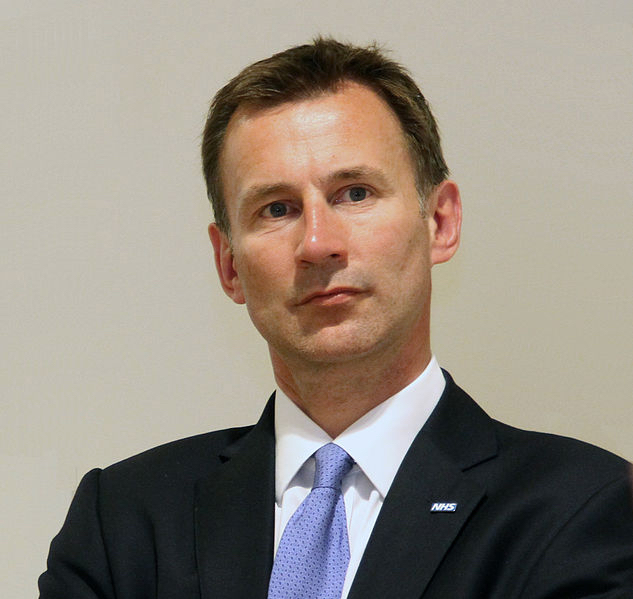 Jeremy Hunt by Ted Eyton from Washington DC USA (CC-BY-SA-2.0)