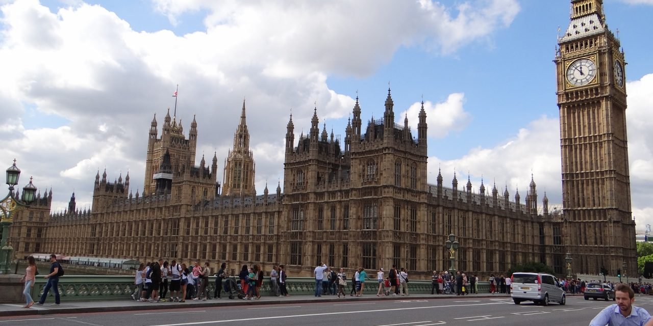 Brexit – MPs play, while Theresa's away!