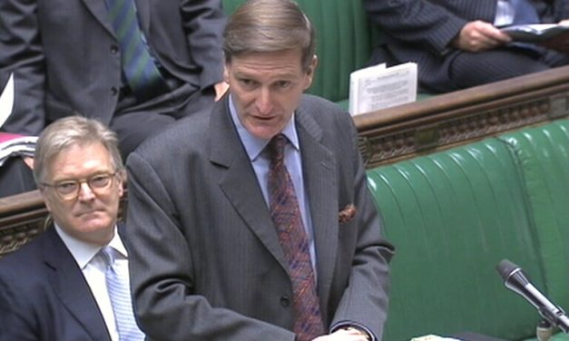 Delay Brexit if Deal Rejected Grieve Tells May!