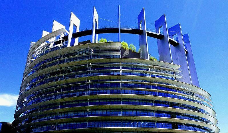 EU Parliament Strasbourg By Octavio espinosa campodonico (CC-BY-SA-4.0)