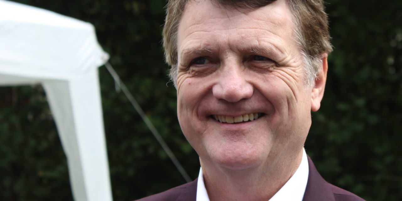 """To Delay is to Betray"" says UKIP Leader Gerard Batten"