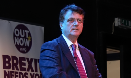 UKIP Leader Gerard Batten Writes to the Queen!