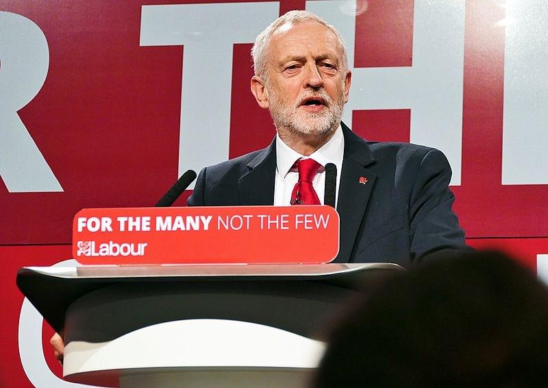Jeremy Corbyn By Sophie Brown (CC-BY-SA-4.0)