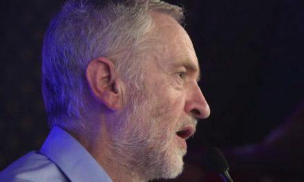 Corbyn tells May to get a Brexit Customs Union!