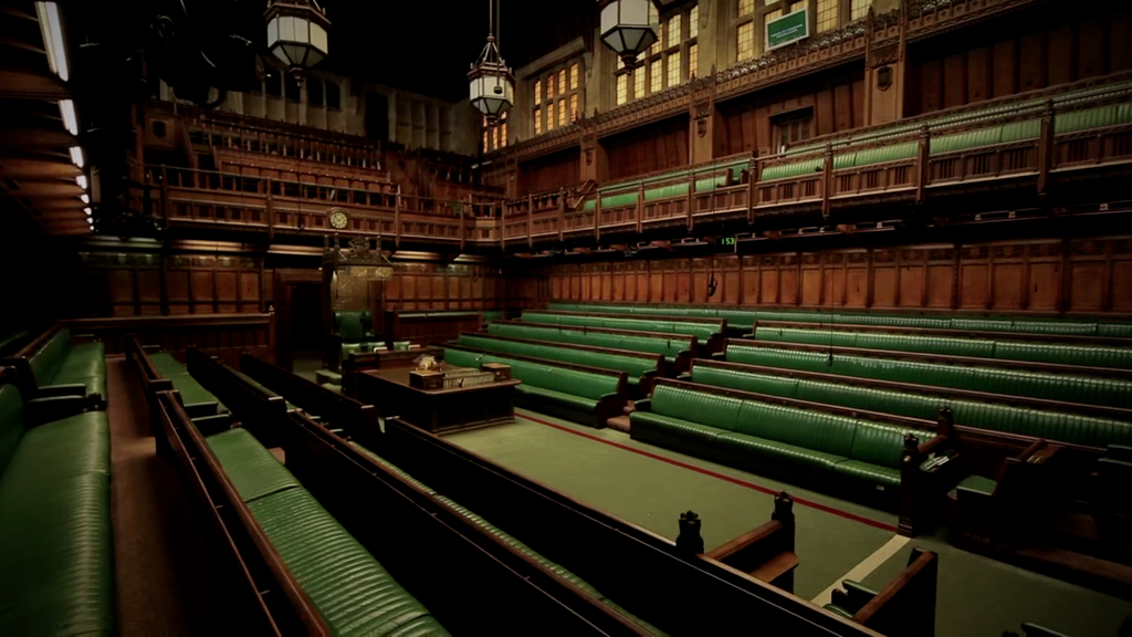 House of Commons by UK Parliament (CC-BY-3.0)