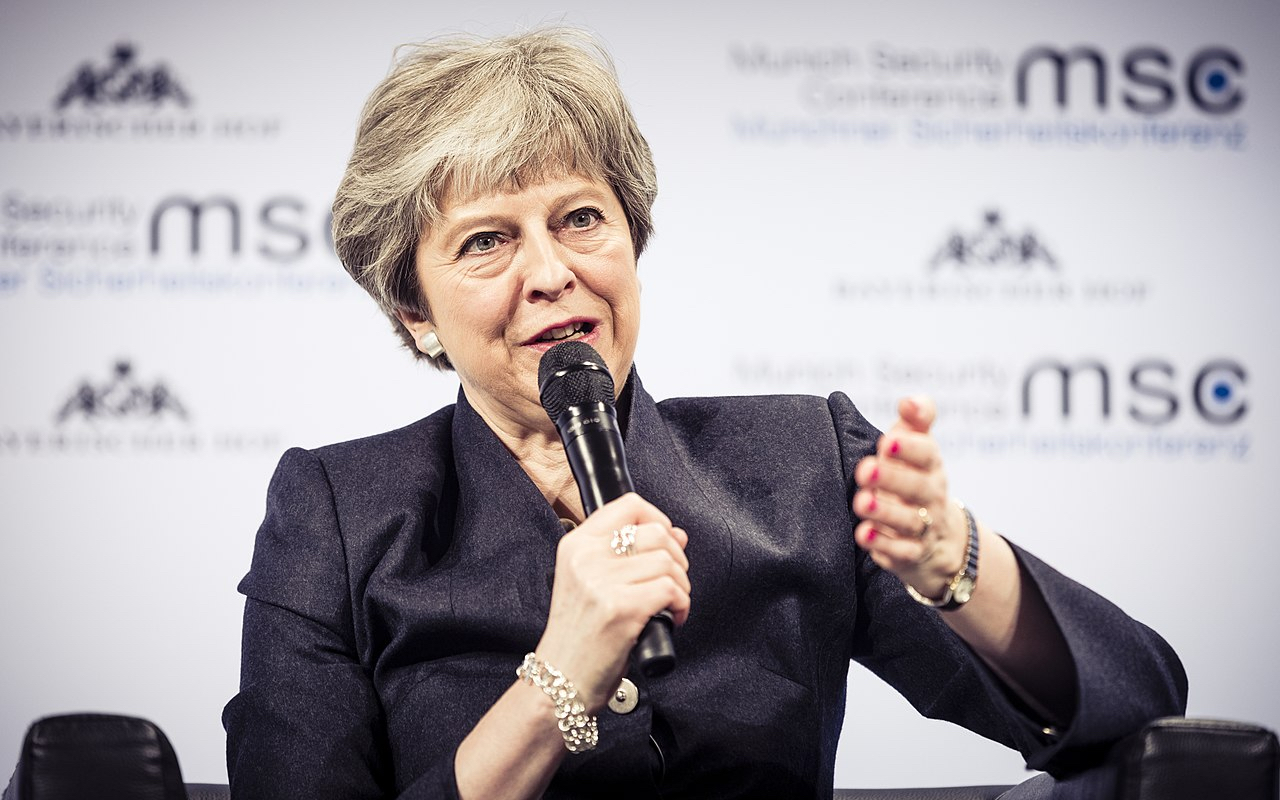 Theresa May By Kuhlmann-MSC (CC-BY-3.0-DE)