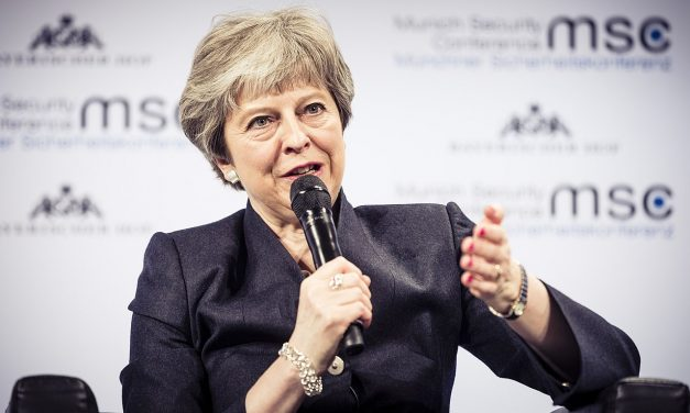 The Theresa May Brexit Deal Must Go!