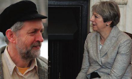 Are May and Corbyn About to Deliver NO Brexit?!