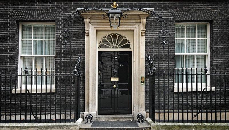 10 Downing Street (OGL)
