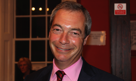 The Brexit Party and Nigel Farage Versus the Electoral Commission