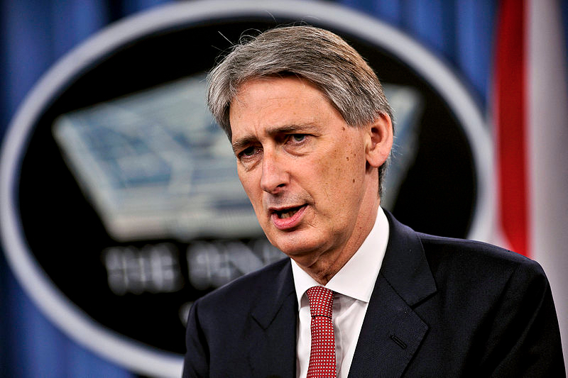 Hammond to Attack No-Deal Brexit 'Hijack'!