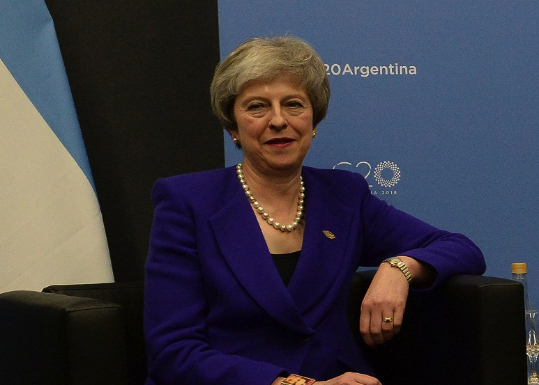 Theresa May 2 By Casa Rosada (Argentina Presidency of the Nation) (CC-BY-2.5 AR)