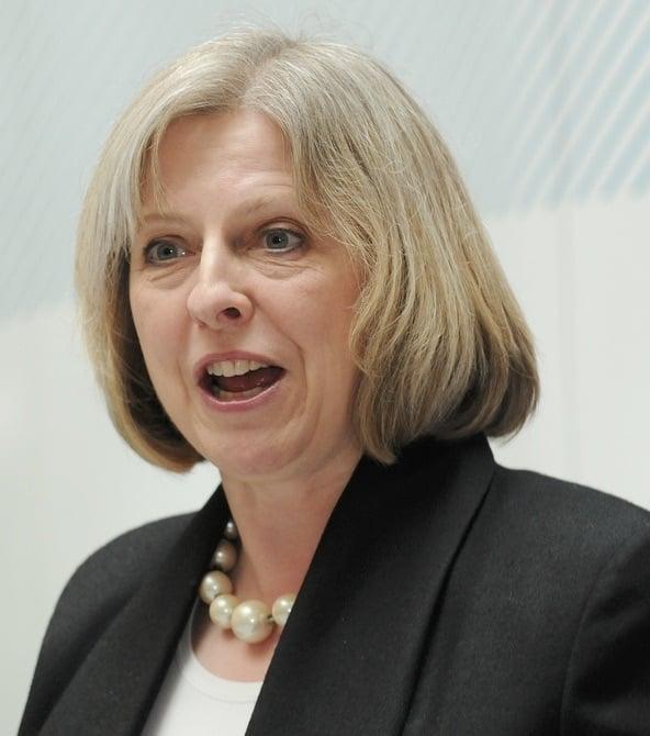 Theresa May By UKHomeOffice (CC-BY-2.0)
