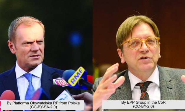 Verhofstadt and Tusk on Brexit!