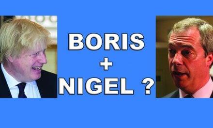 Nigel Farage Offers Boris Johnson a Deal!