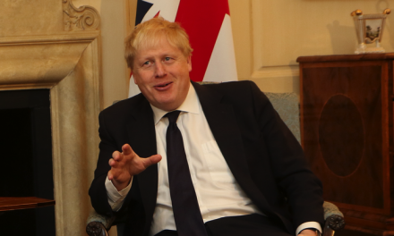 First Ballot to Boris!