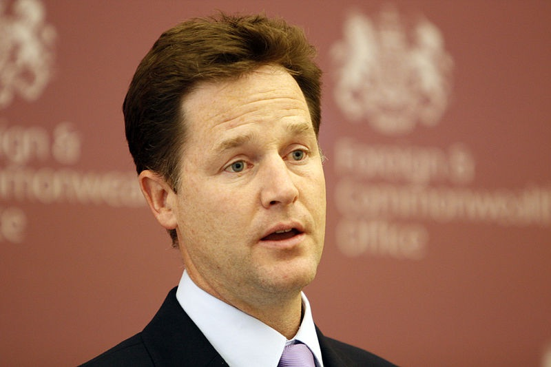 No Russian involvement in Brexit Vote says Nick Clegg!
