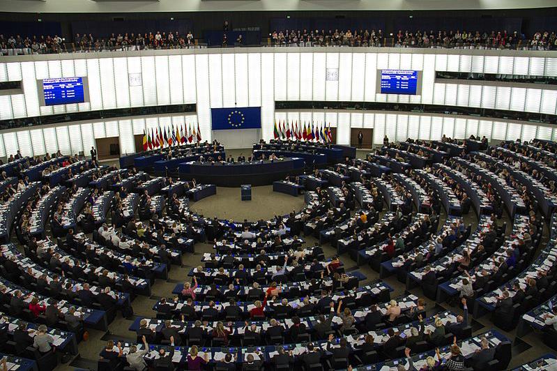 EU Parliament Strasbourg By Mehr Demokratie (CC-BY-SA-2.0)
