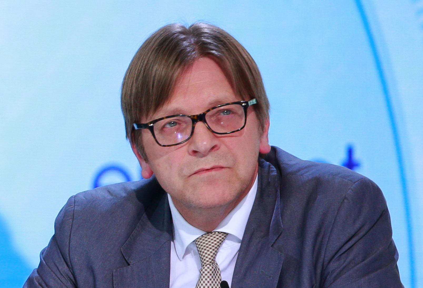 Guy Verhofstadt (cropped) by euranet_plus (CC-BY-SA-2.0)