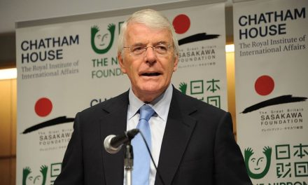 John Major in legal action threat to stop no-deal Brexit via prorogation!