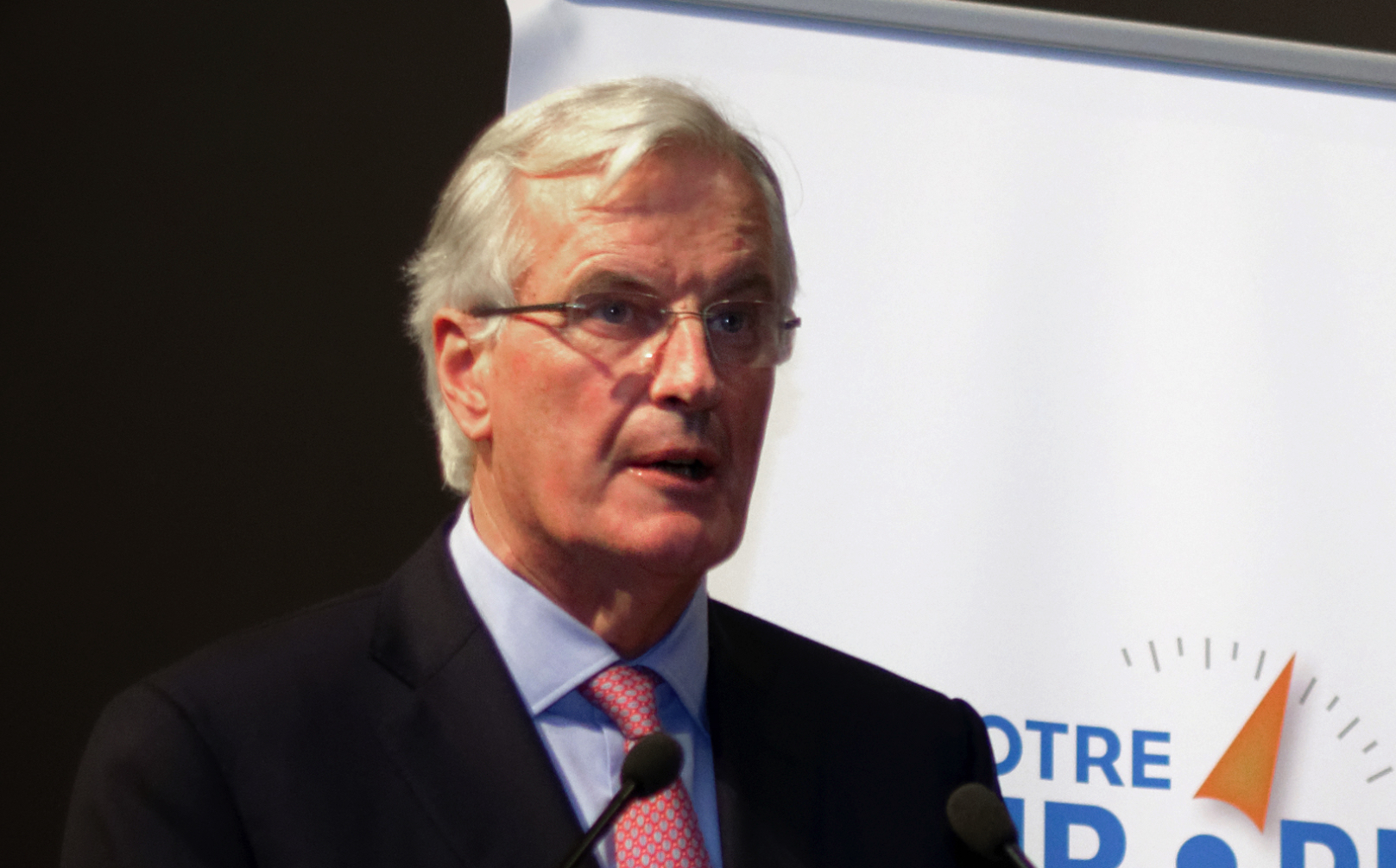 Michel Barnier by The Jacques Delors Institute (CC-BY-2.0) 2