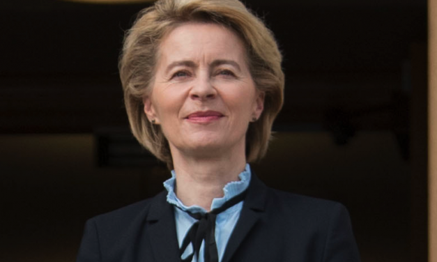 Ursula von der Leyen says please stop Brexit