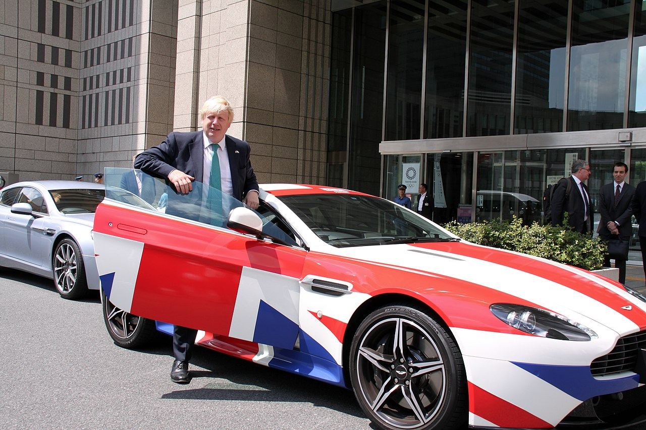 Boris Johnson by UK in Japan-FCO (CC-BY-2.0)