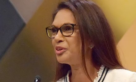 Brexit: Not Gina Miller Again?!