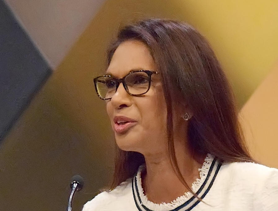 Gina Miller 2 by Keith Edkins (CC-BY-SA-4.0)