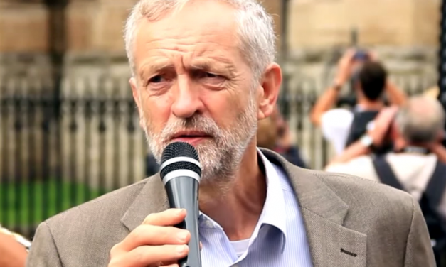 Jeremy Corbyn is in a Brexit panic!