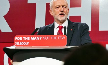 The dangerous neutrality of Jeremy Corbyn!