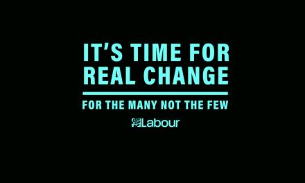 The Jeremy Corbyn Labour Party Manifesto!