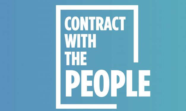 Nigel Farage unveils Brexit Party 'Contract with the People'!
