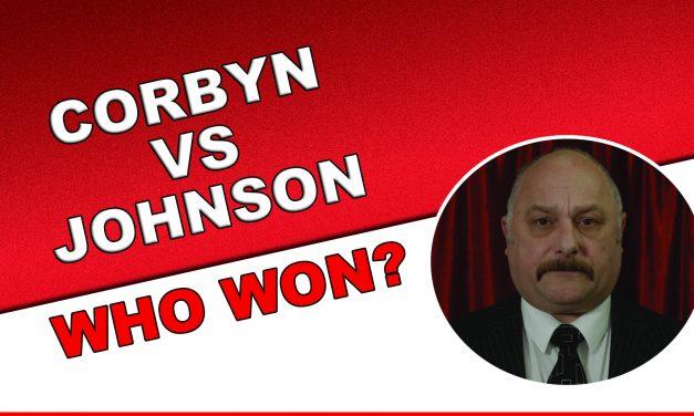 Boris Johnson vs Jeremy Corbyn – who won?