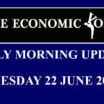 Daily Financial Update for the 22nd June 2021