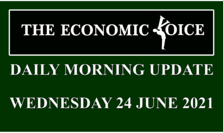 Financial update for 24th June 2021