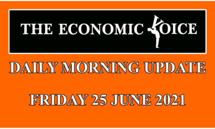 Financial update for Friday 24th June 2021